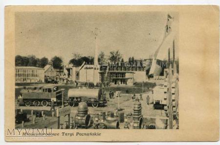 Poznań 1949 - Międzynarodowe Targi Poznańskie