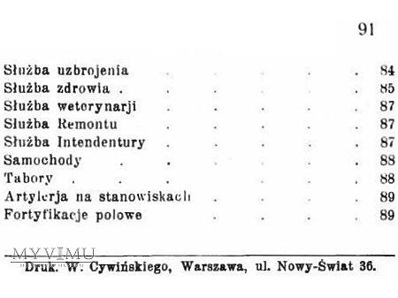 mjr St. Gąsiewicz - Znaki topograficzne map - #003