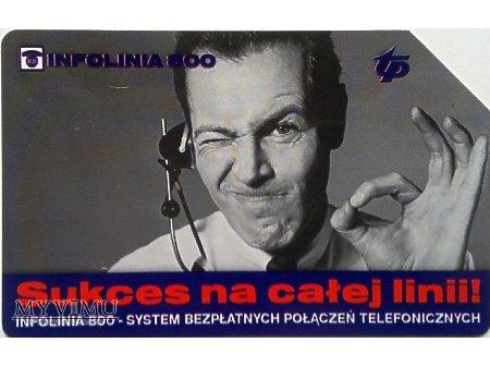 Duże zdjęcie karta telefoniczna 219