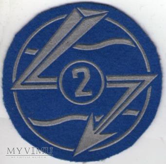 Oznaka specjalisty - służba łączności 2kl