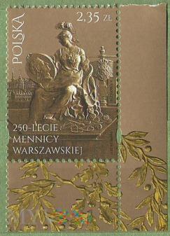 250-lecie Mennicy Warszawskiej.