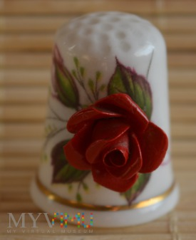 Czerwon róża
