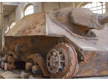 Koła napędowe Jagdpanzer 38(t)