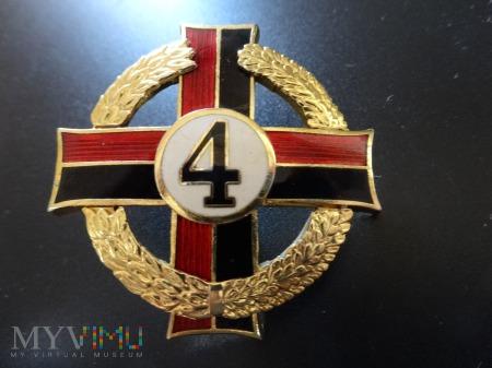 4 Nadwarciańska Brygada Saperów ; numerowana