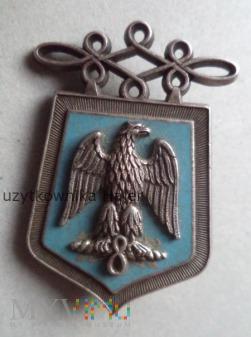 Odznaka Armii Francuskiej FRAISSE Paris G 865