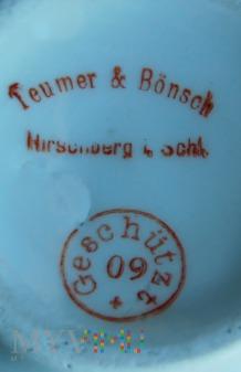 Filiżanka z Goldene Aussicht - Schreiberhau