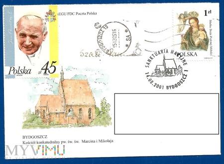 Sanktuarium Maryjne-Bydgoszcz.14.8.2001.a