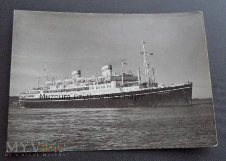 BATORY m/s statek pasażerski