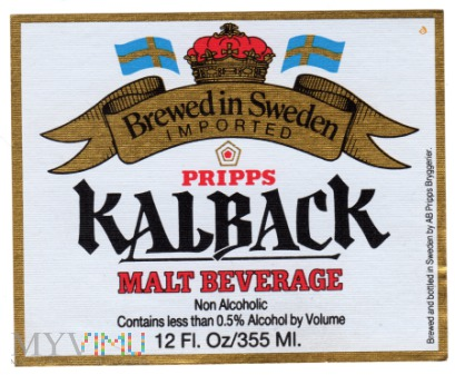 PRIPPS Kalback