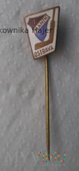 Banik Ostrava - odznaka hokej na lodzie