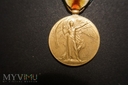 Duże zdjęcie Medal Zwycięstwa 1914-1918 - Wielka Brytania