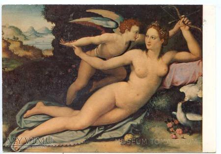 Allioro - Venus i Amor
