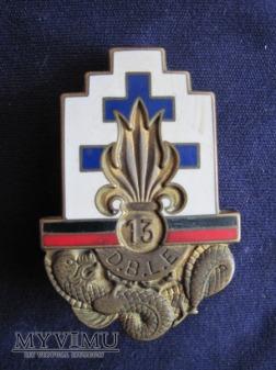 13e demi-brigade de Légion étrangère FS