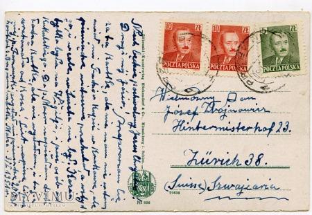 Karkonosze - Prinz Heinrich-Baude lata 30-te