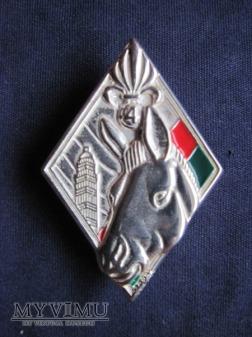 1 compagnie d'engagés volontaires du 4e R.E-silver