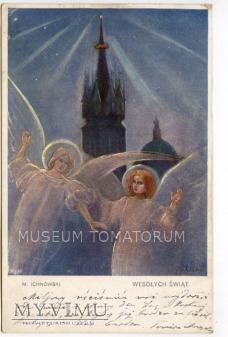 Ichnowski - Wesołych Świąt -1912