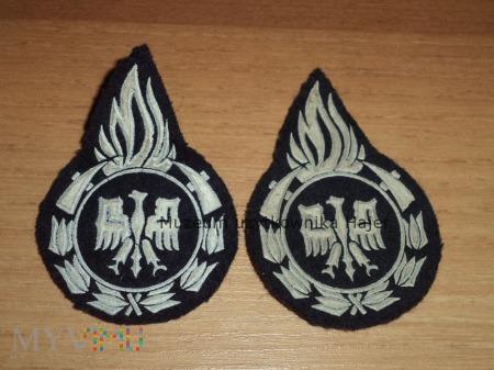 Stary orzeł Straż Pożarna OSP