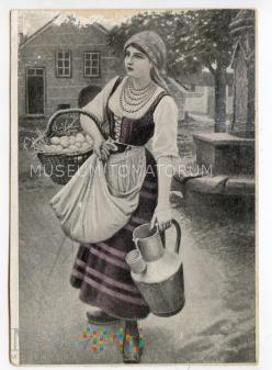 Wieśniaczka - 1917
