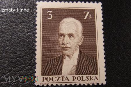 znaczek Ignacy Mościcki