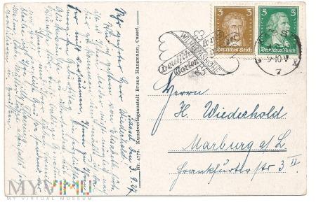 24.Kassel 1927 r.Rewers