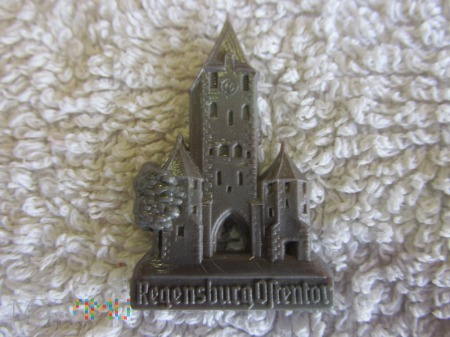 Zabytkowe bramy-Kwhw Regensburg Ostentor