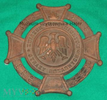 Związek Ochotniczych Straży Pożarnych - ryngraf