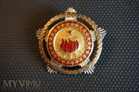 Order Braterstwa i Jedności ze Złotym Wieńcem