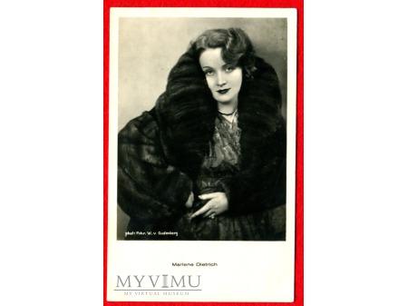Marlene Dietrich IRIS AMAG Marlena nr 6337