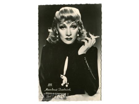 Marlene Dietrich Marlena Hubmann HDH 305