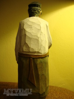 Rzeźba Żyda - szewc