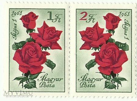Święto 1 Maja - Węgry - 1961 r.