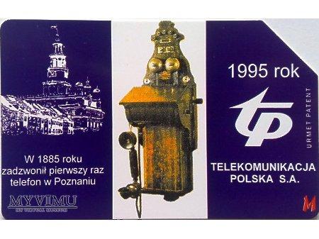 karta telefoniczna 317
