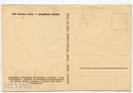 W-wa - Kościół św. Piotra i Pawła - 1951