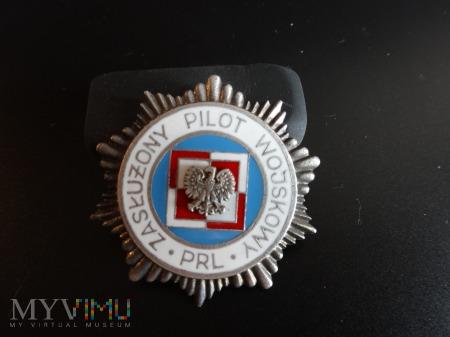 Zasłużony Pilot Wojskowy PRL; Warszawa