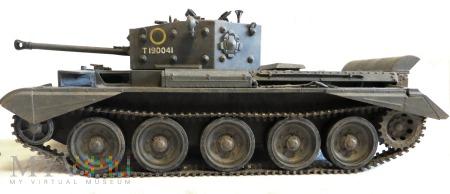 "Cruiser Tank Mk VIII, A27M ""Cromwell"""