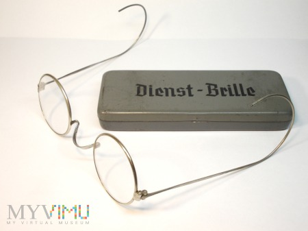 Dienst-Brille Wehrmacht (RAL + logo prod)