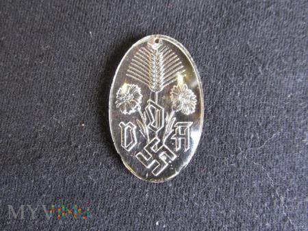 Szklane odznaki-III Rzesza