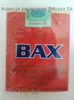 Papierosy BAX 1999 r. Radom
