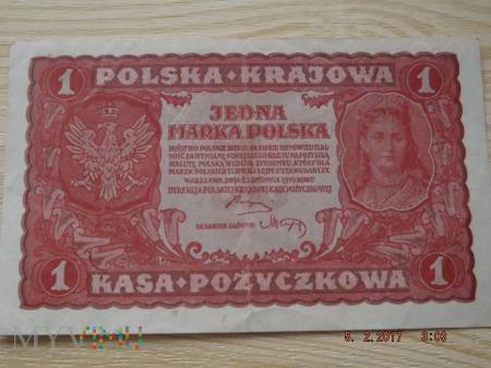 1 marka polska