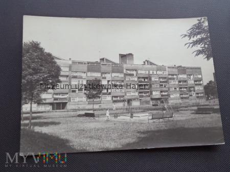ZABRZE Bloki mieszkalne przy ul.Armii Ludowej