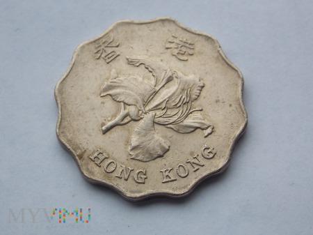 2 DOLARY 1998 - HONG KONG
