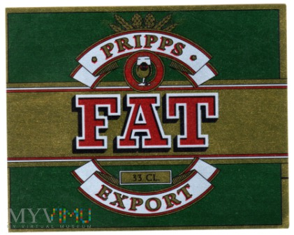 PRIPPS FAT EXPORT