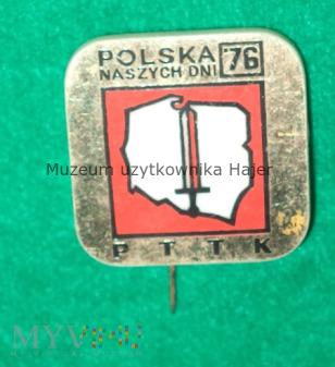 PTTK Polska Naszych Dni 1976