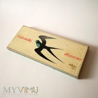 czekoladki deserowe, pudełko 500g