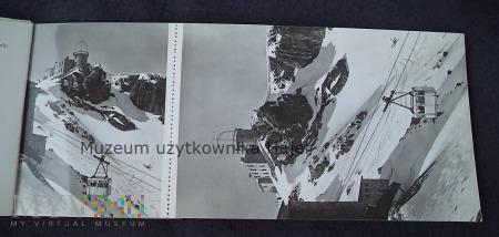 TATRY - Karnet widokówek kartka 2
