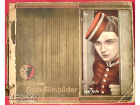 Haus Bergmann Farb-Filmbilder Hans Albers 34