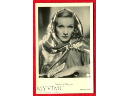Marlene Dietrich Verlag ROSS 9852/3