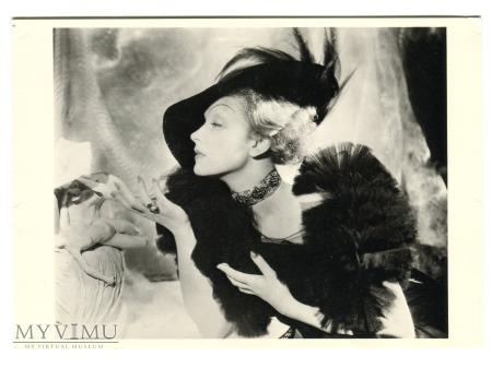 Duże zdjęcie Marlene Dietrich LEBERSTRASSE 65 Cecil Beaton foto