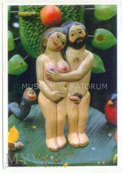 J.P. Cleren - Adam i Ewa niepoważnie