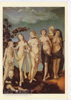 Baldung - Siedem kobiet w różnym wieku